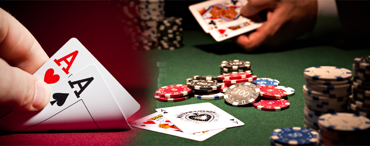 Alur Permainan Poker Online, Pahami Setiap Babak Demi Babaknya